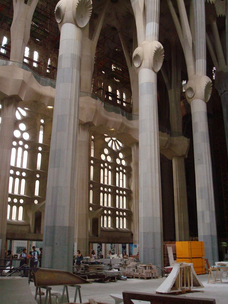 Mon voyage en Espagne Barcelone