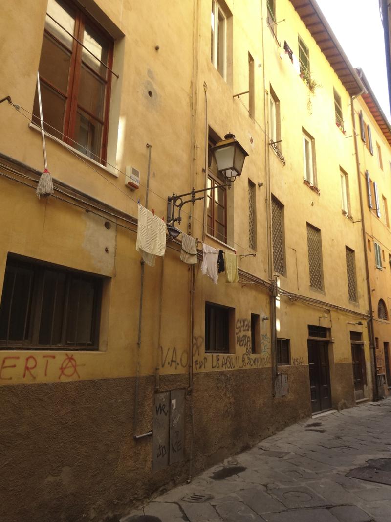 Mon voyage à Pise en Italie