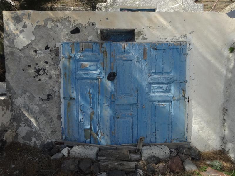 Mon voyage en Grèce - île de Santorin, Kaméni et Thirassía