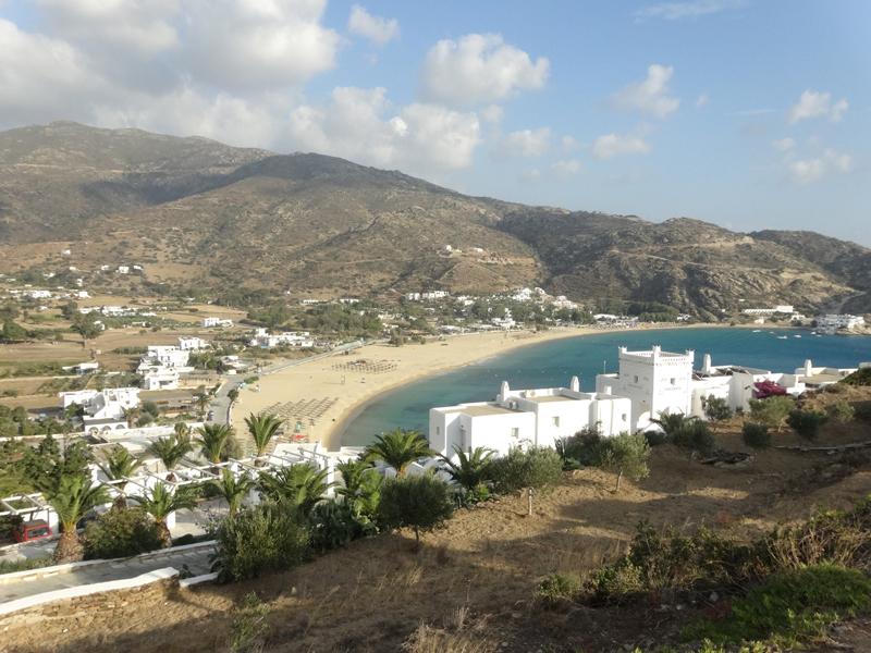 Mon voyage en Grèce - île de Ios