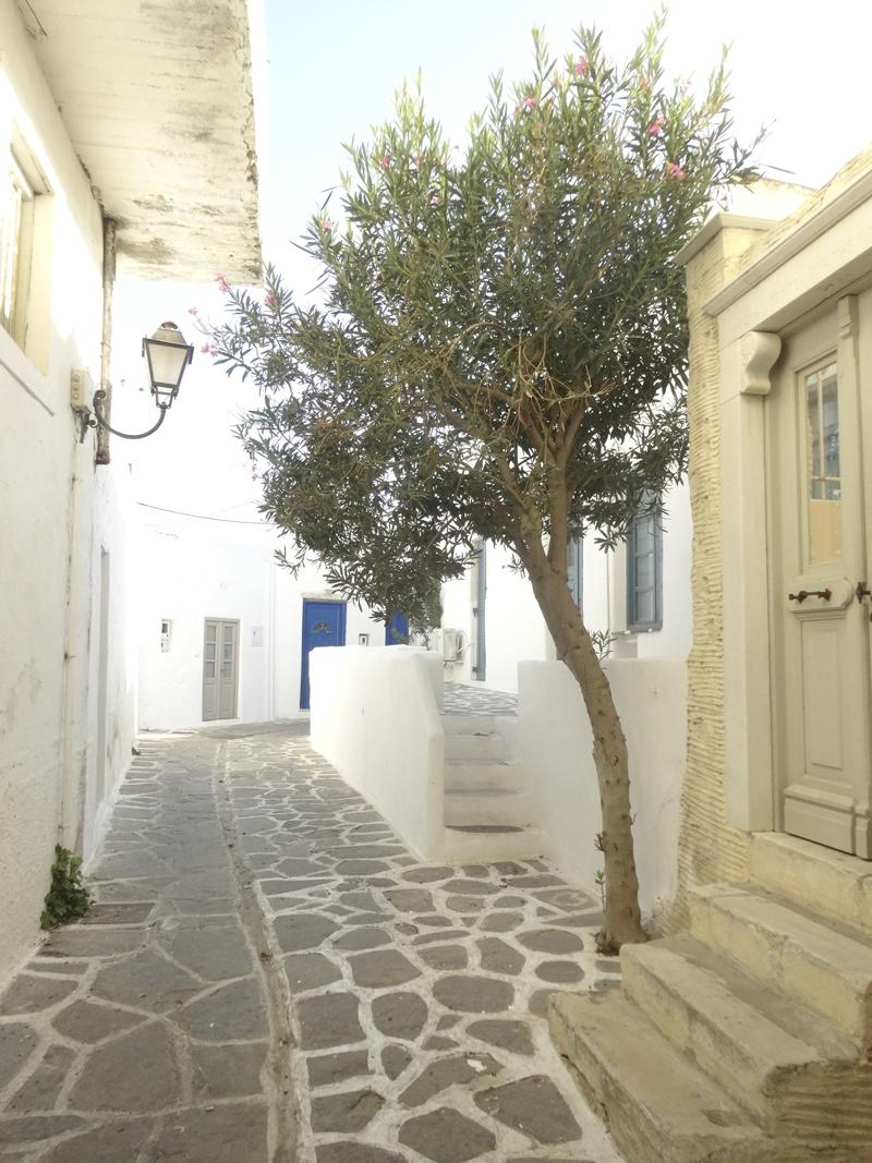 Mon voyage en Grèce - île de Paros
