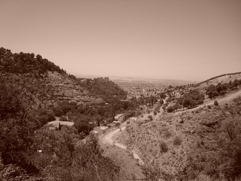 Mon voyage en Espagne Grenade