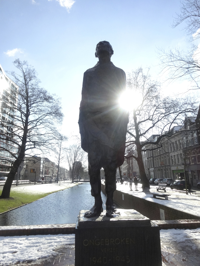 Mon voyage à Rotterdam - Pays Bas