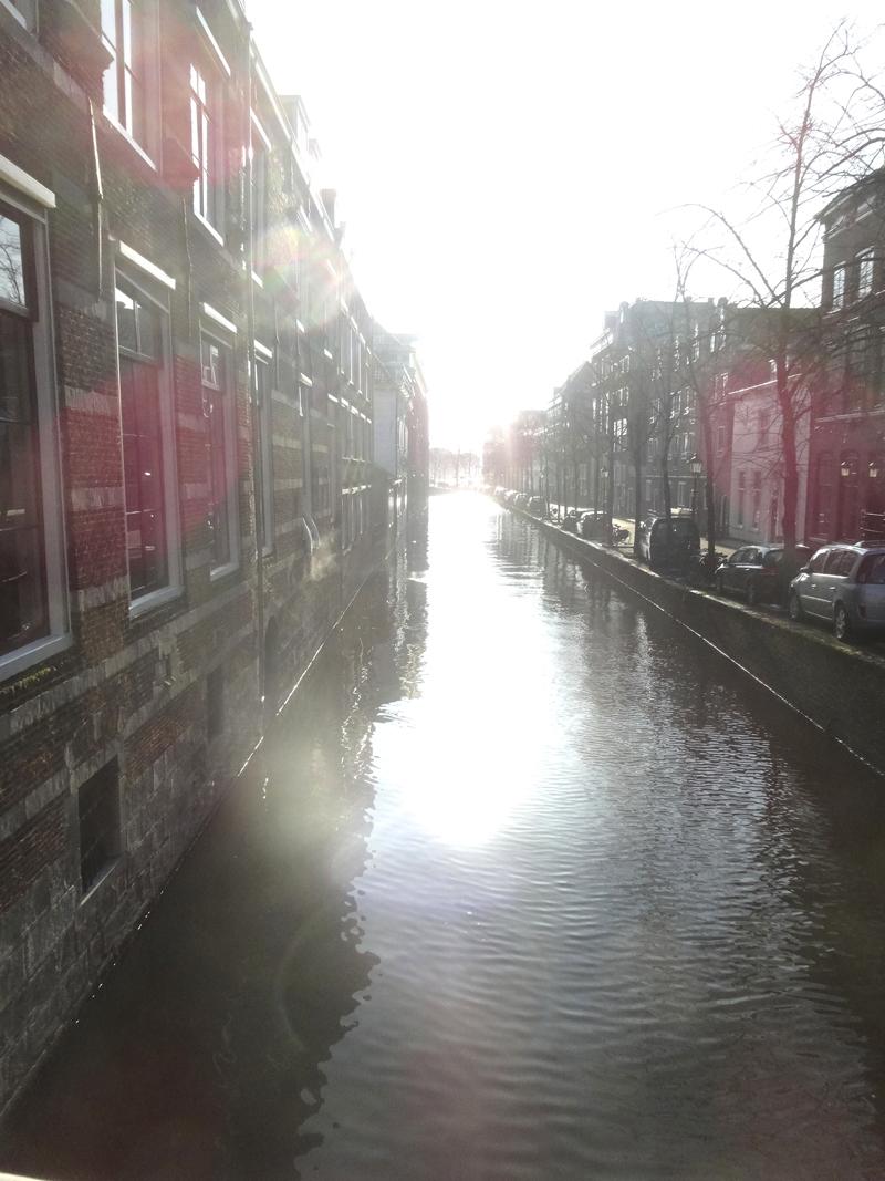 Mon voyage à Delft - Pays Bas
