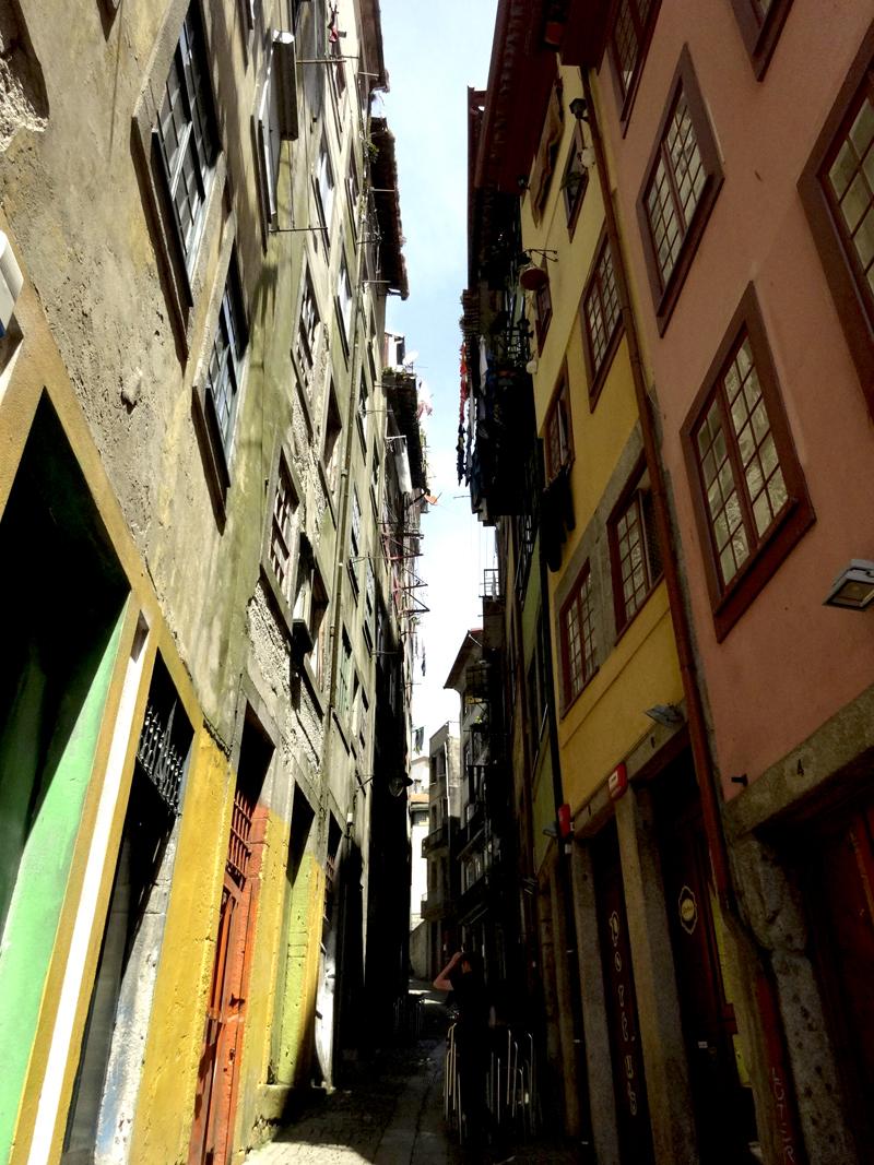 Mon voyage à Porto au Portugal