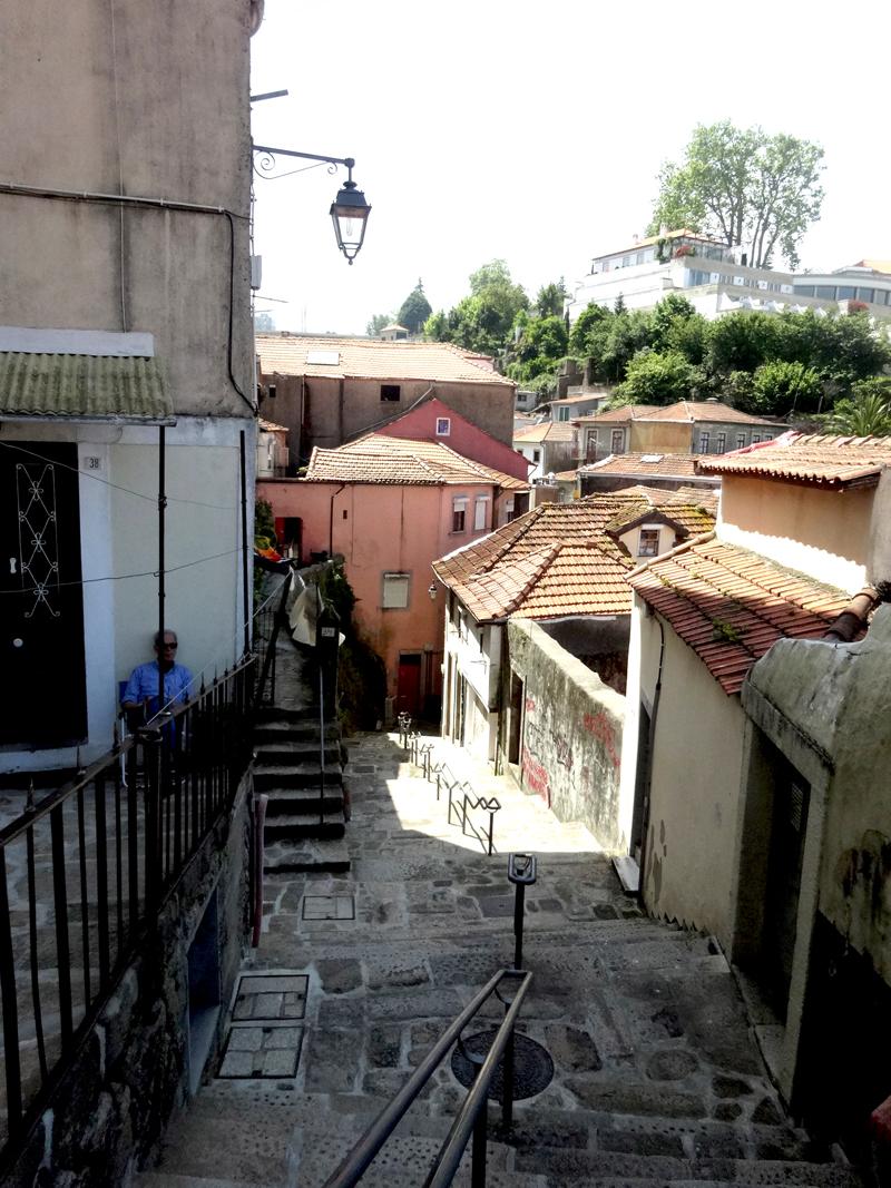 Vila Nova de Gaia au Portugal