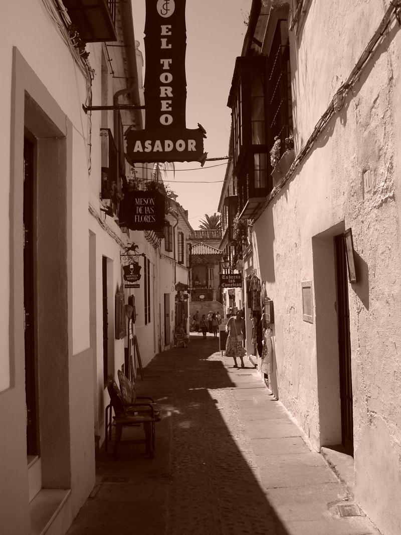 Mon voyage en Espagne Cordoba