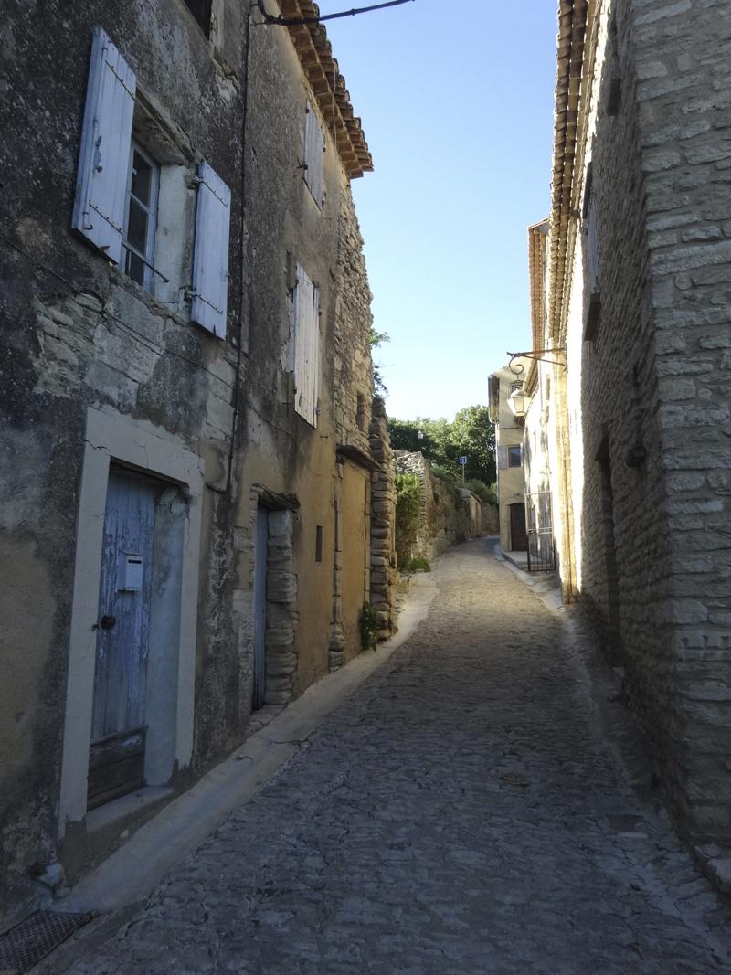 Mon voyage dans le Lubéron Gordes