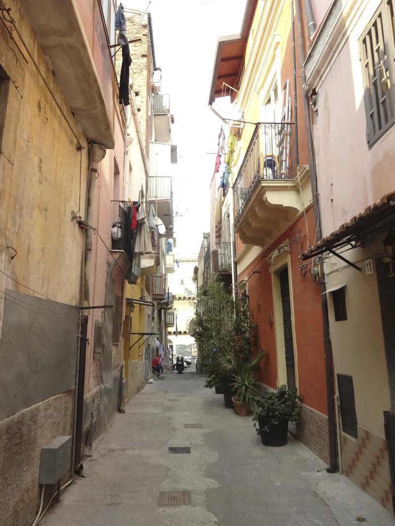 Mon voyage en Sicile à Catane