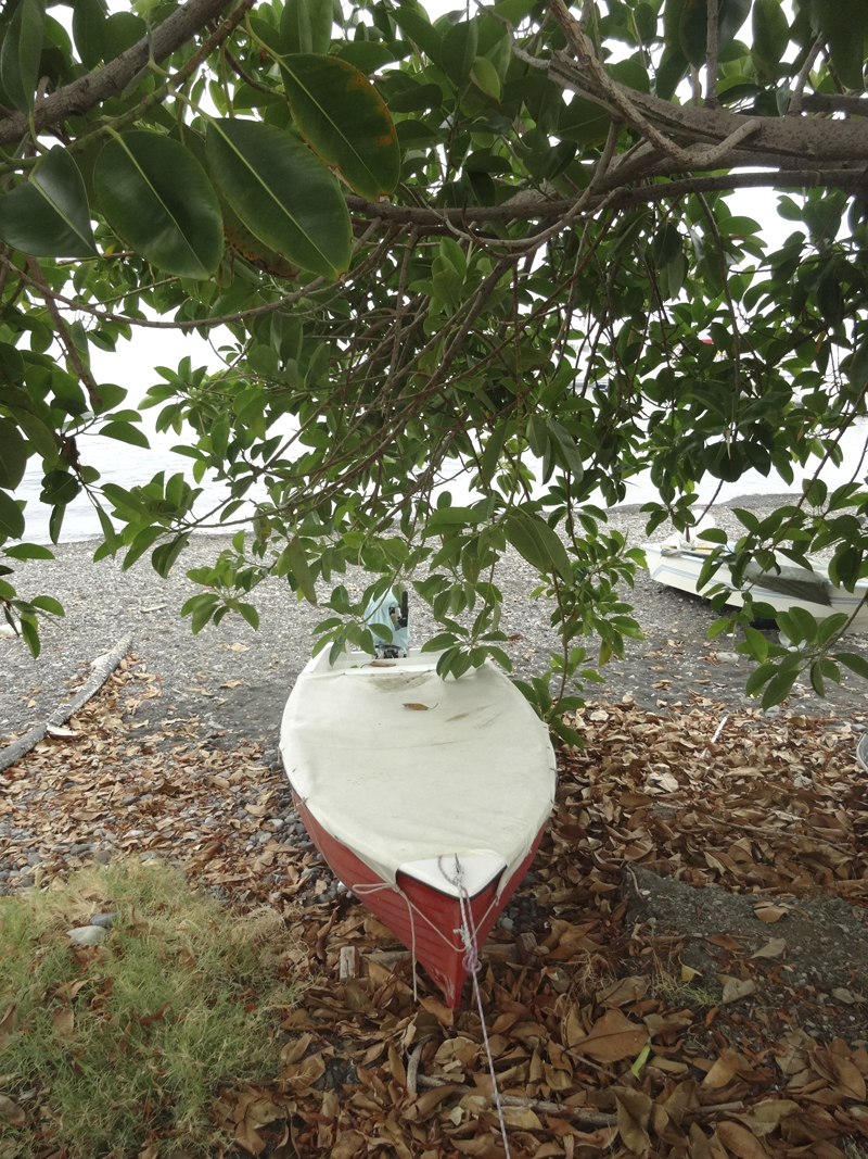Lipari dans les îles Éoliennes en Sicile