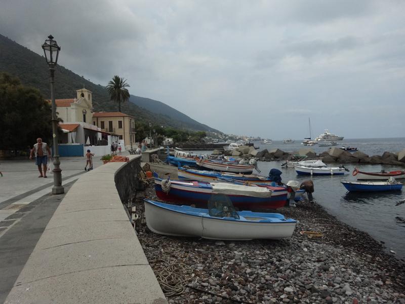 Mon voyage à Salina en Sicile