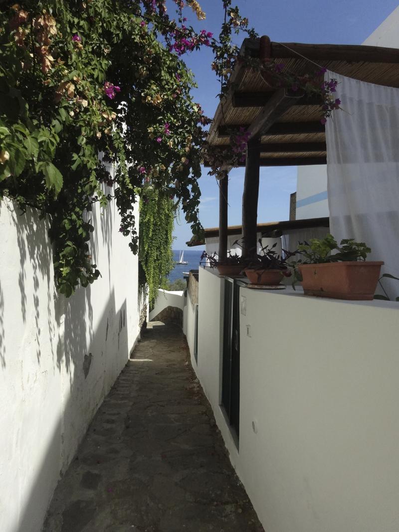 Mon voyage à Panaréa en Sicile