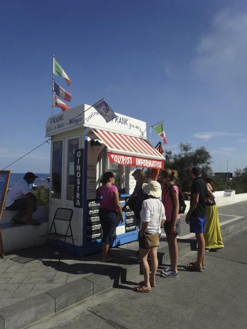 Mon voyage à Stromboli en Sicile