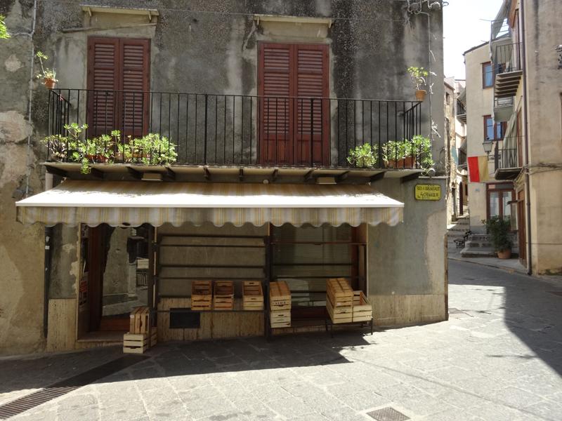 Mon voyage à Castelbuono en Sicile