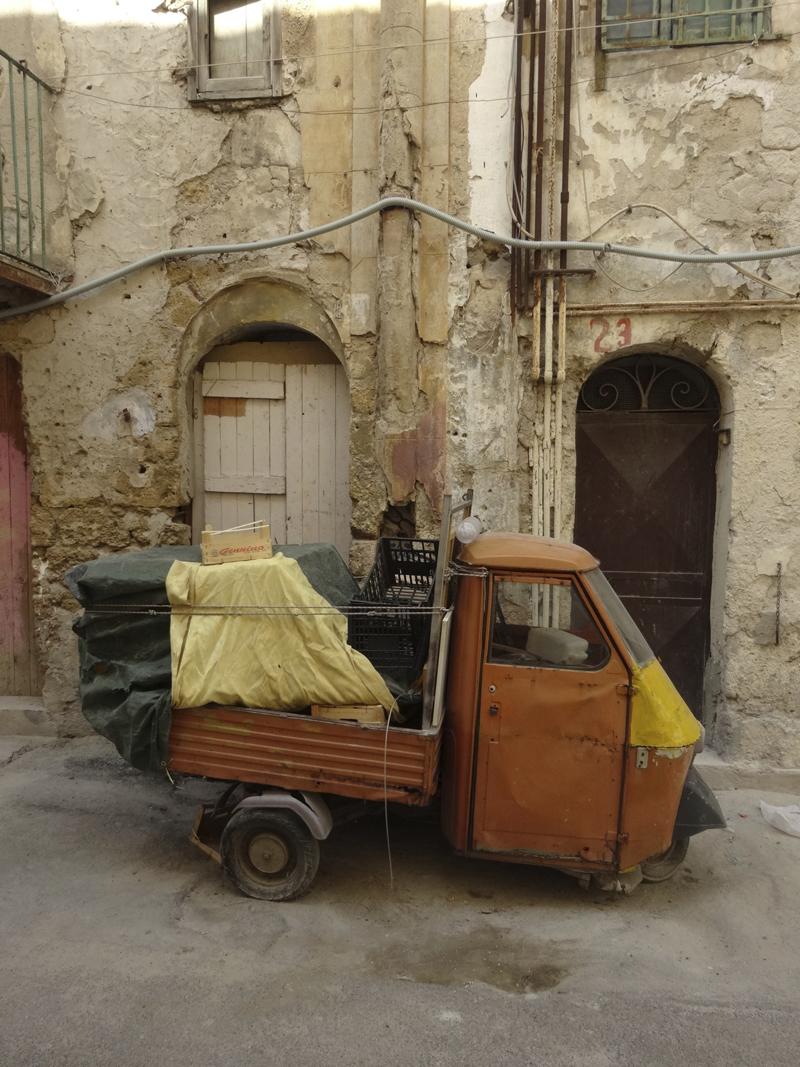 Mon voyage à Palerme en Sicile