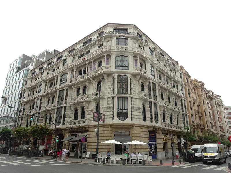 Mon voyage à Bilbao en Espagne