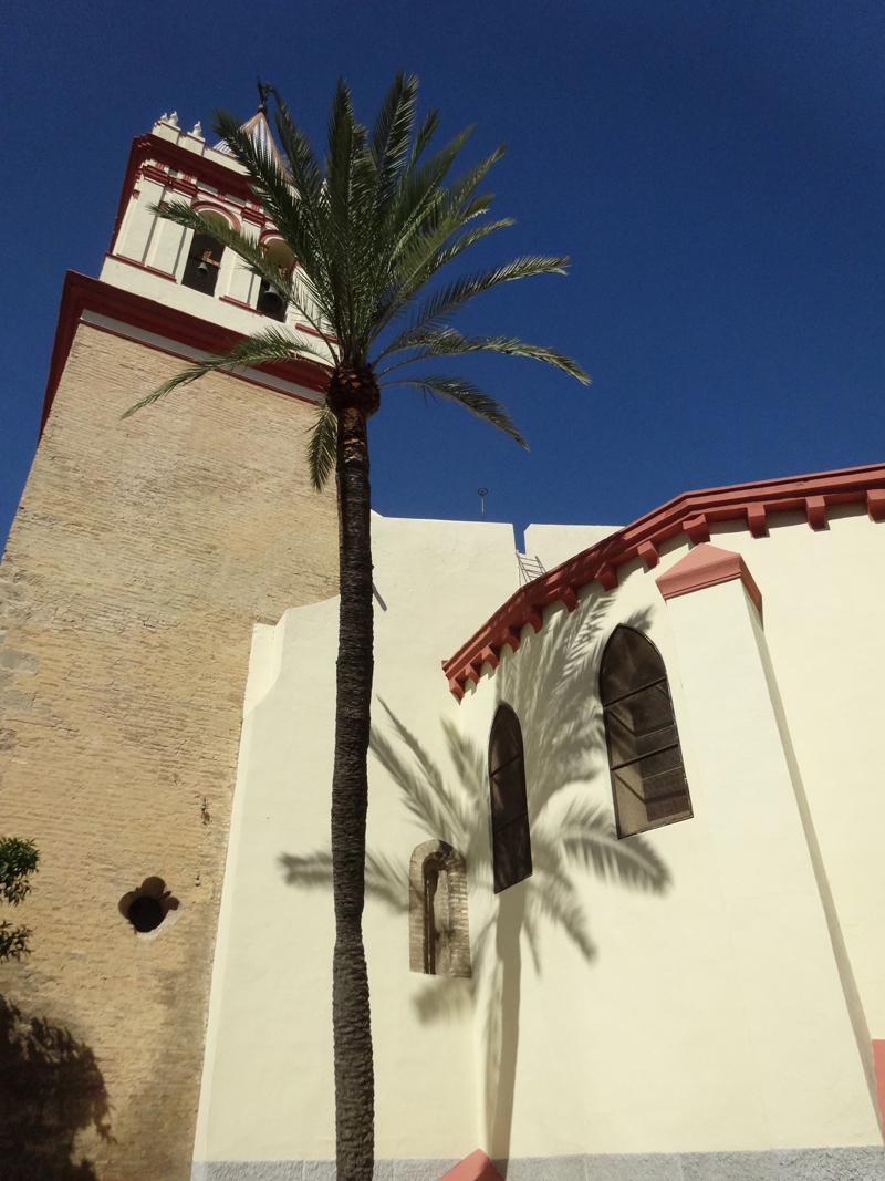 Mon voyage à Seville en Espagne