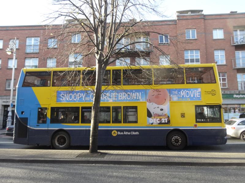 Mon voyage à Dublin en Irlande