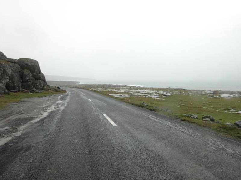 Mon voyage aux Falaises de Moher en Irlande
