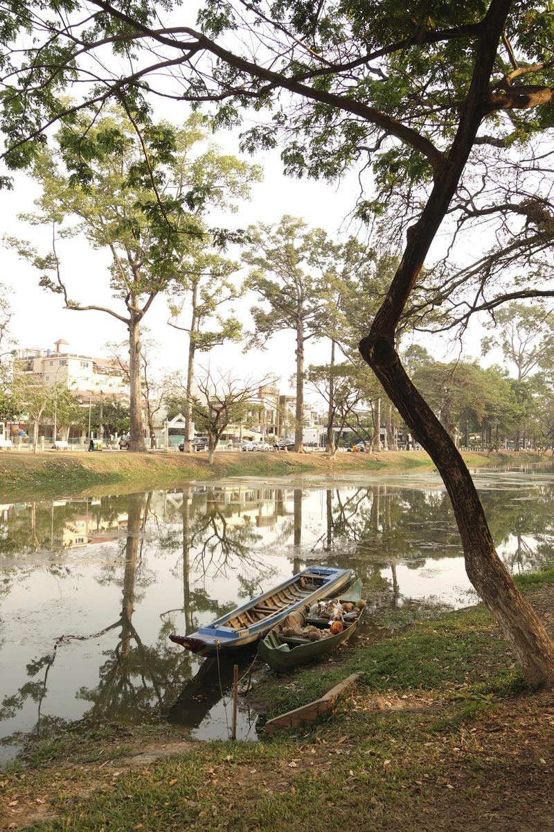 Mon voyage à Siem Reap au Cambodge