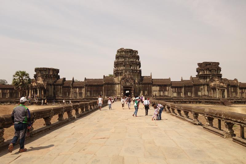 Mon voyage aux temples d'Angkor au Cambodge