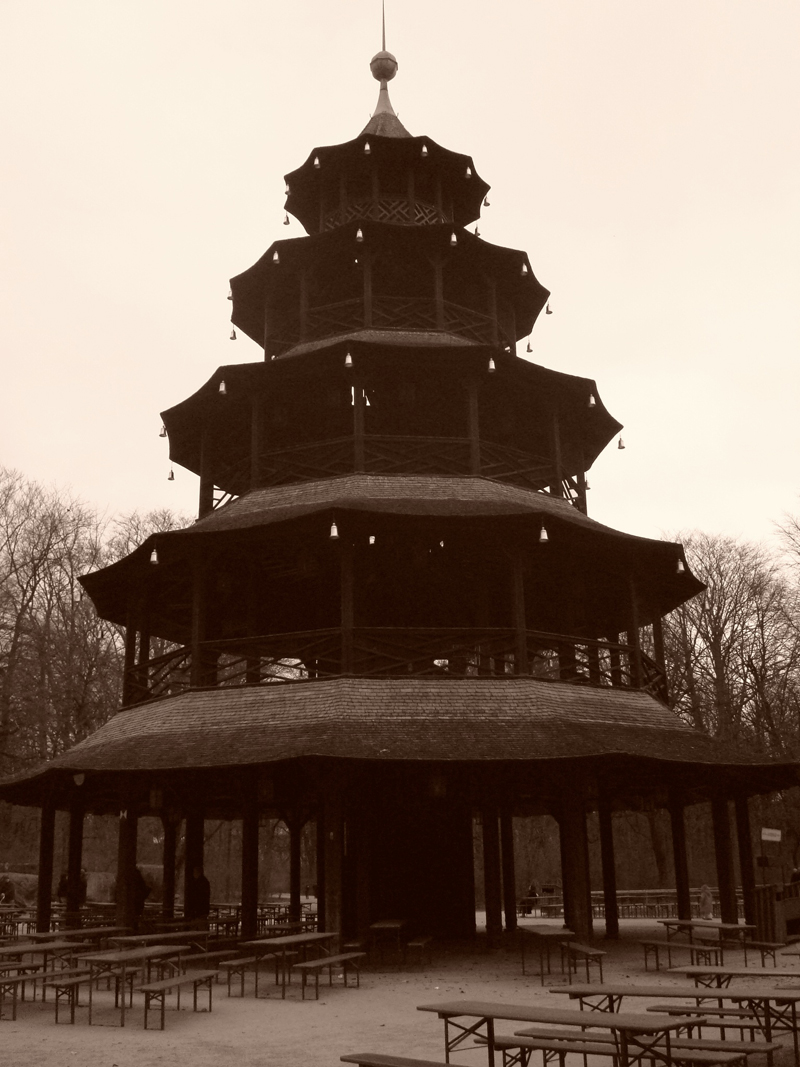 Mon voyage en Allemagne Munich