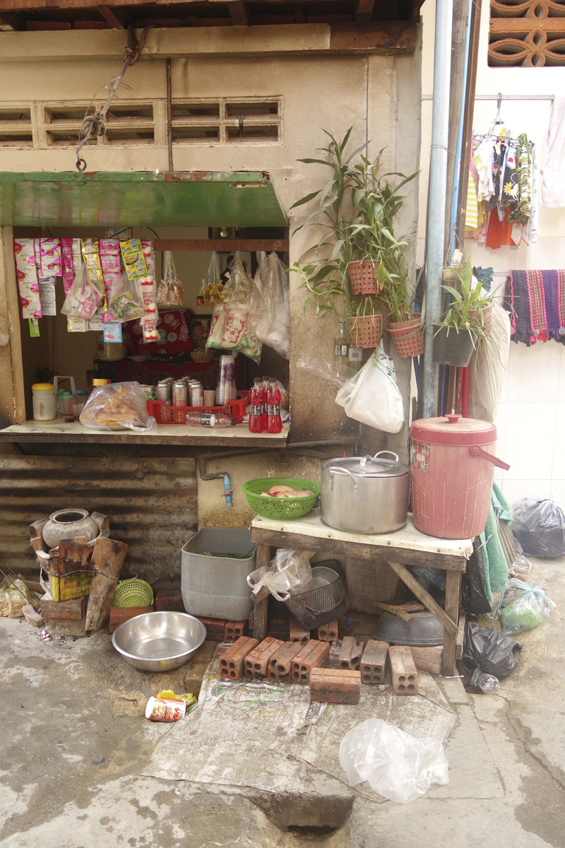 Mon voyage à Phnom Penh au Cambodge