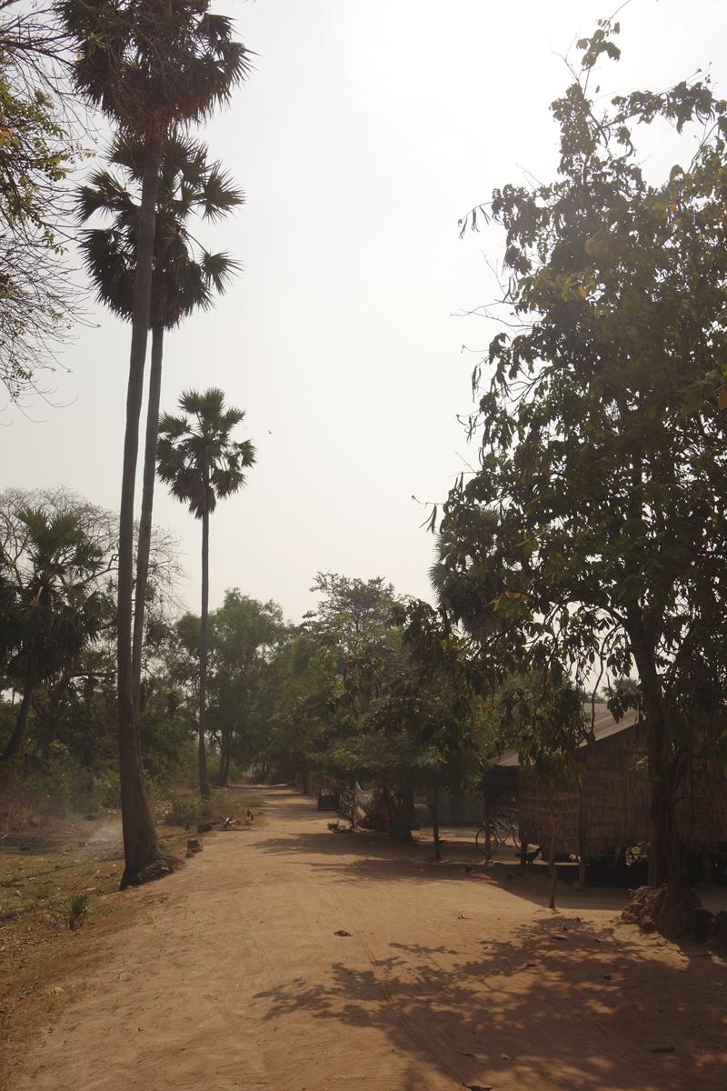 Mon voyage au Cambodge Tonle Bati