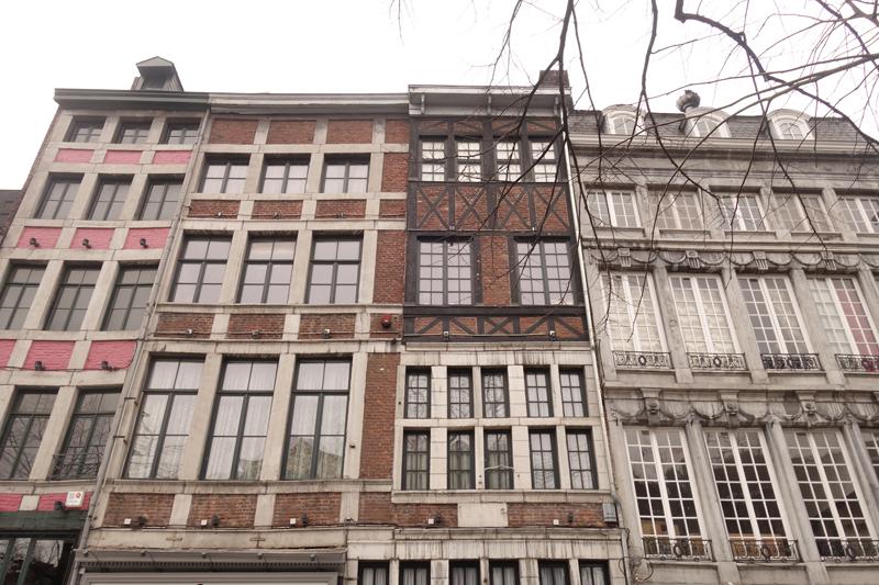 Mon voyage à Liège en Belgique