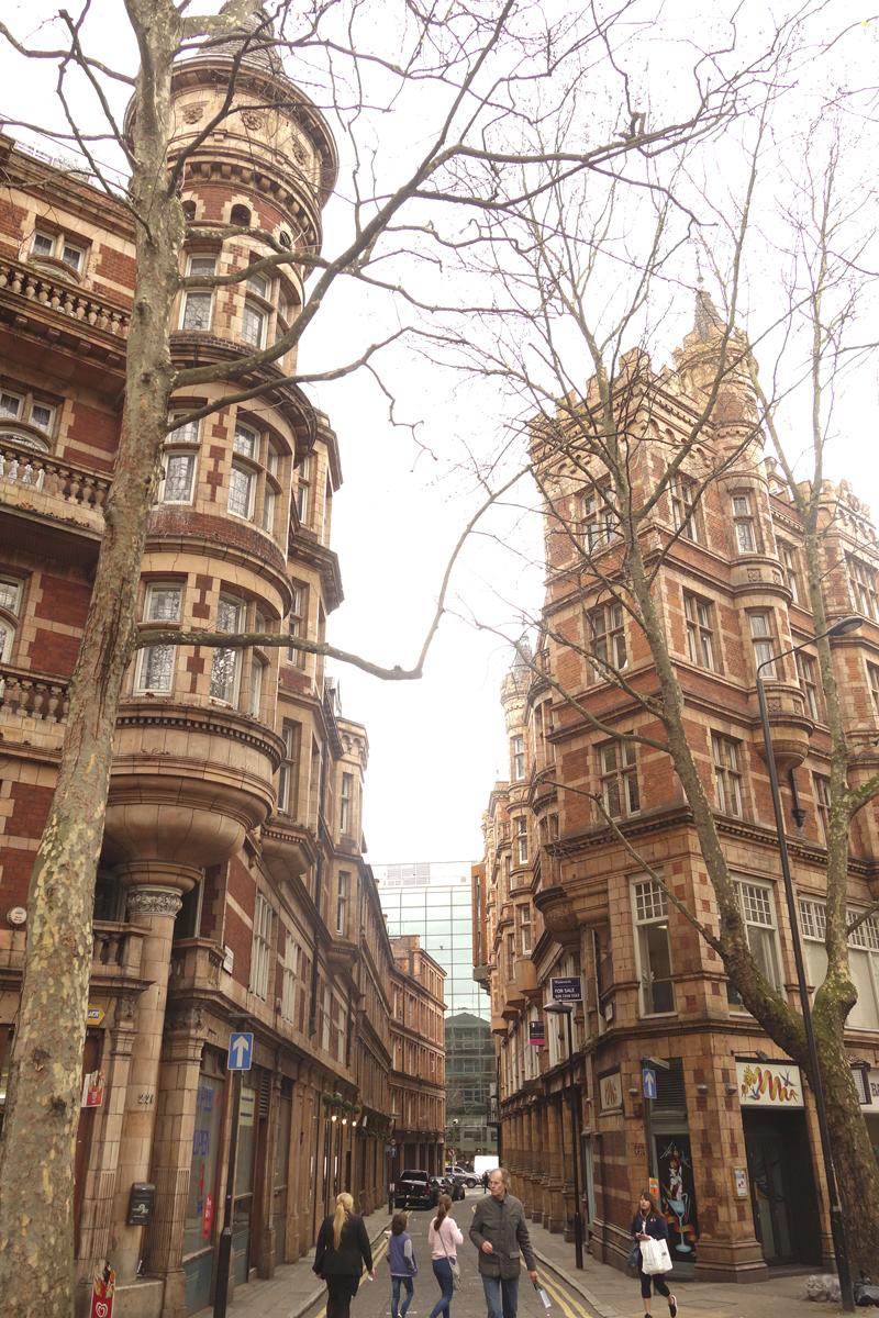 Mon voyage à Londres en Angleterre