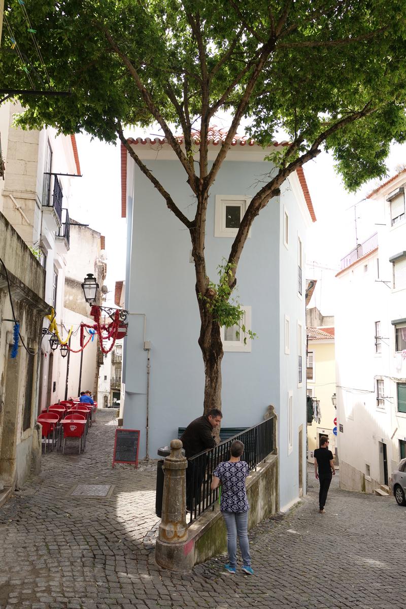 Mon voyage à Lisbonne au Portugal