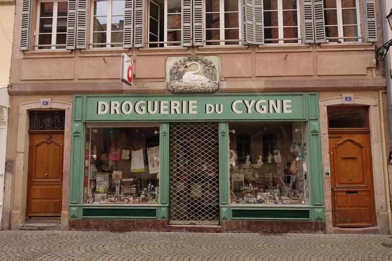 Mon voyage à Strasbourg en France