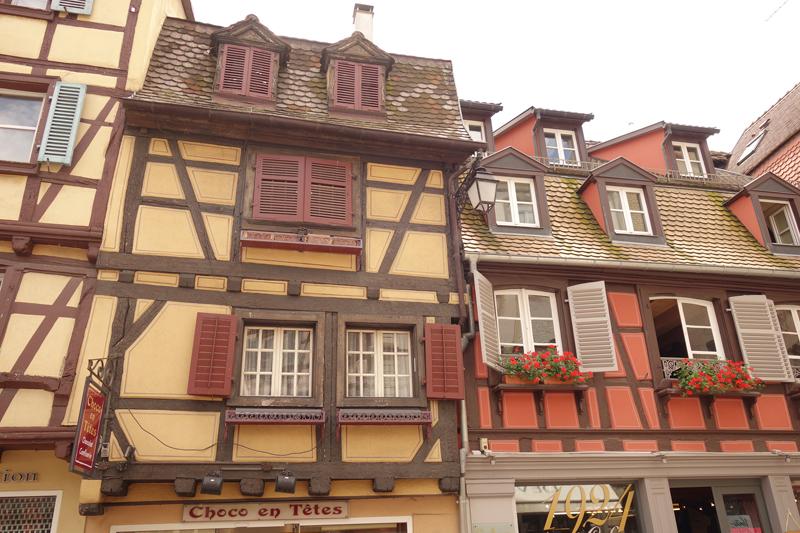 Mon voyage à Colmar en Alsace en France