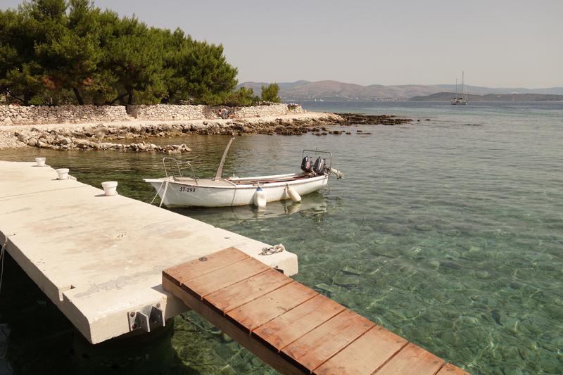 Mon voyage à Drvenik en Croatie