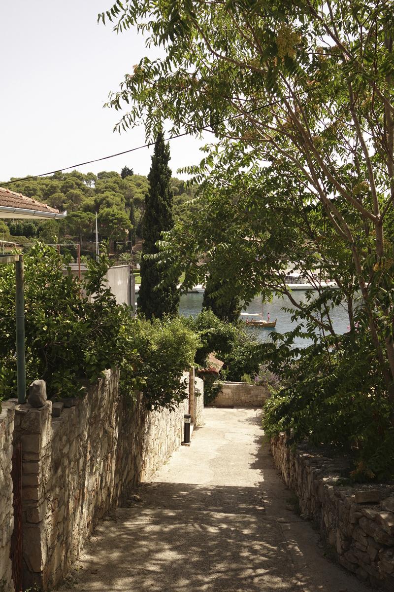 Mon voyage sur l'île de Solta en Croatie