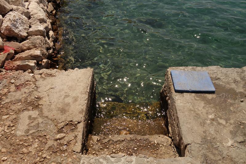 Mon voyage à Vrulje sur l'île de Kornat dans l'Archipel des îles Kornati en Croatie