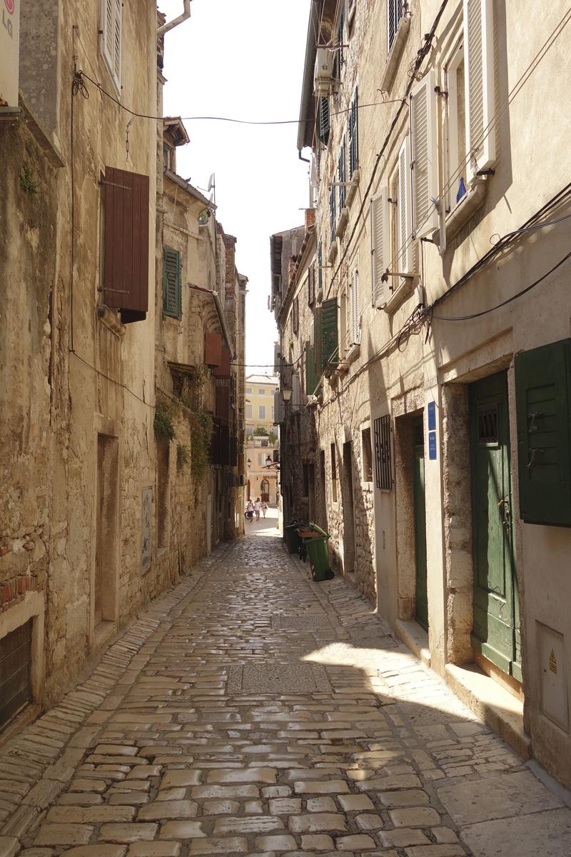 Mon voyage à Rovinj en Croatie