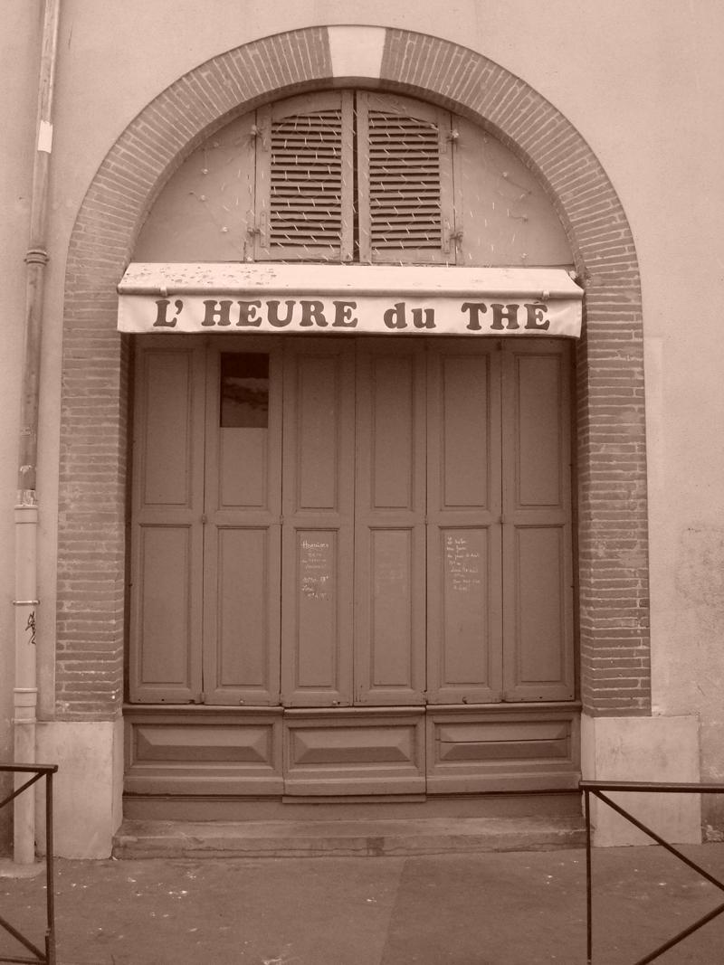 Mon voyage à Toulouse