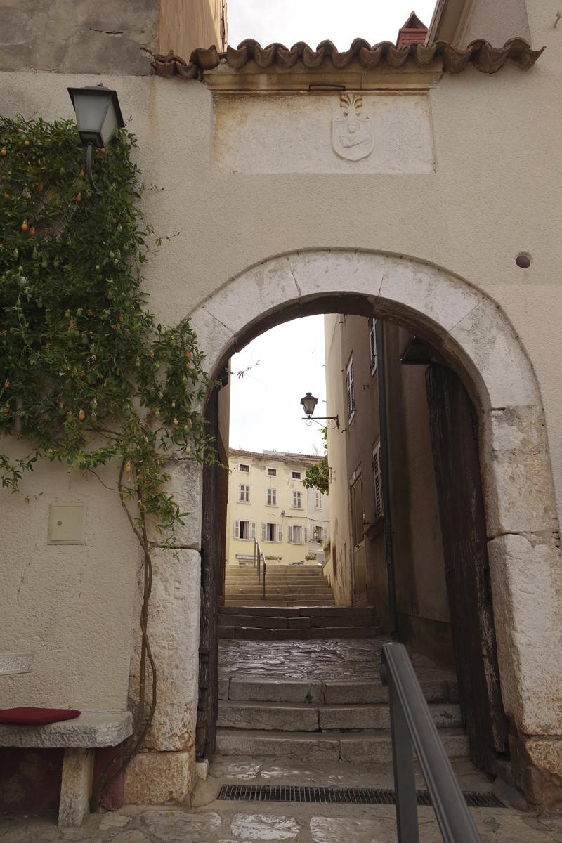 Mon voyage à Vsar en Croatie