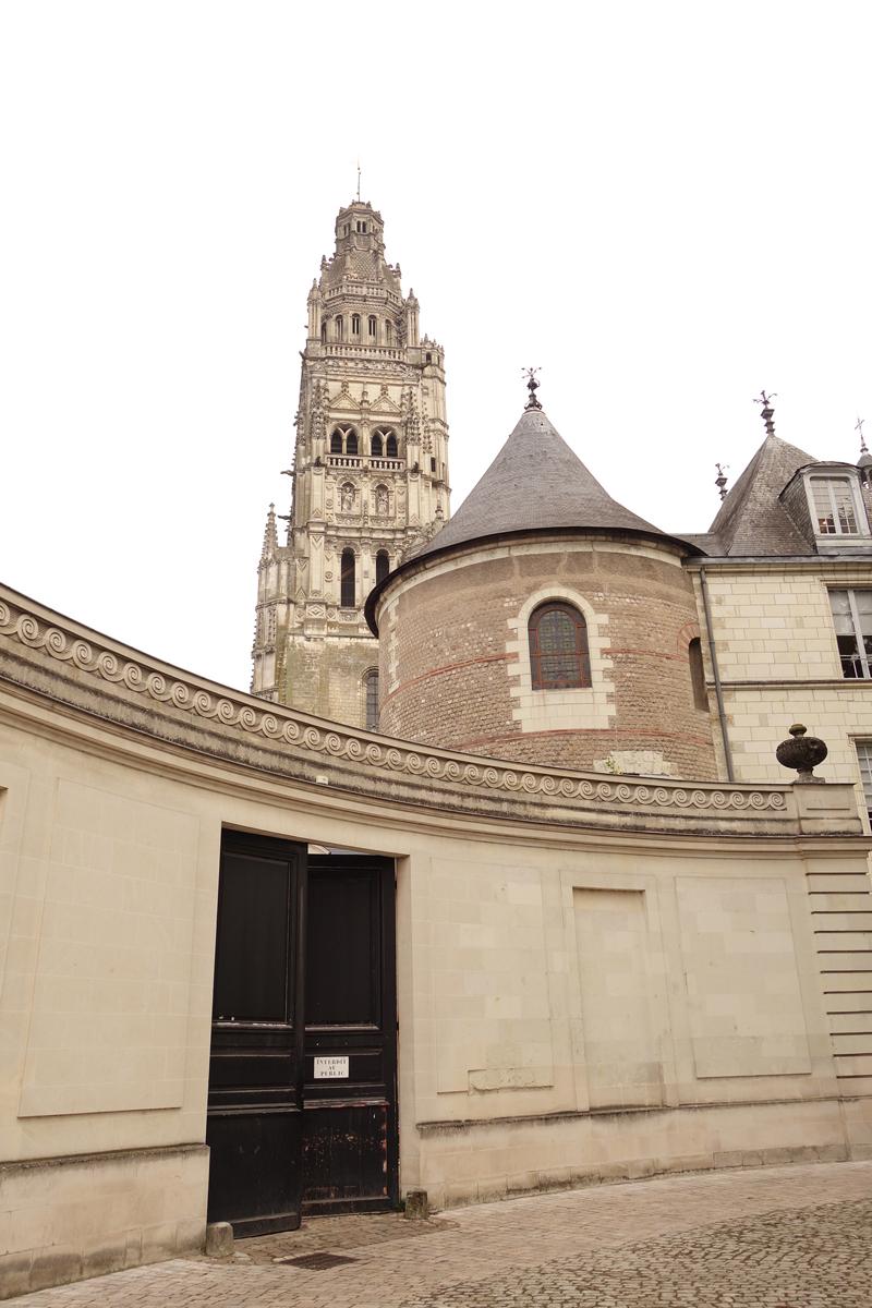 Mon voyage à Tours dans la région Centre-Val-de-Loire