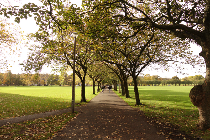 Mon voyage au Meadows Park Kirk à Édimbourg en Écosse