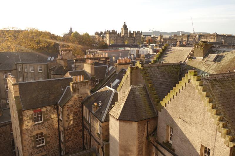 Mon voyage à Old Town West et Grassmarket à Édimbourg en Écosse