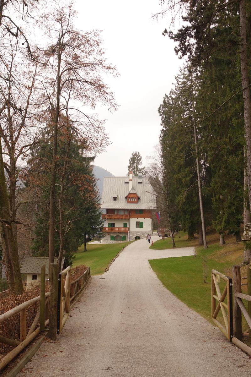 Mon voyage à Bled en Slovénie