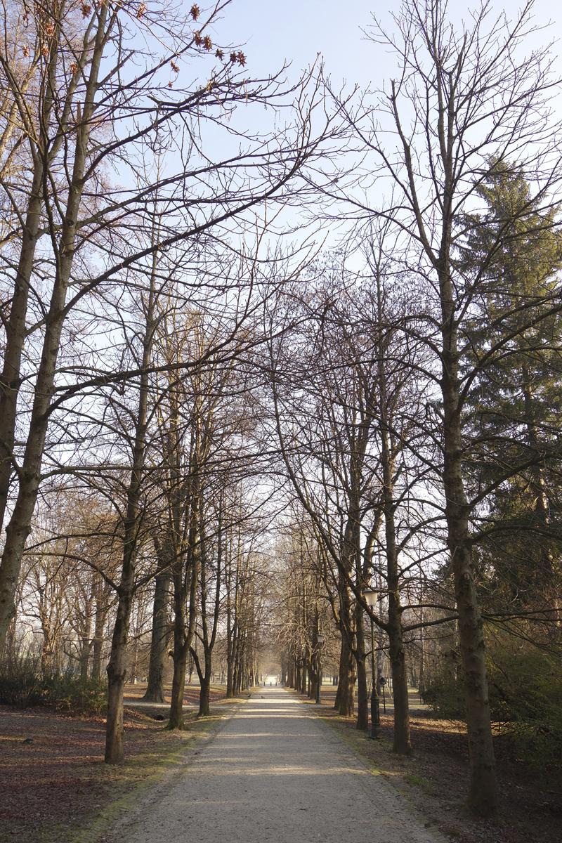 Mon voyage au Park Tivoli à Ljubljana en Slovénie