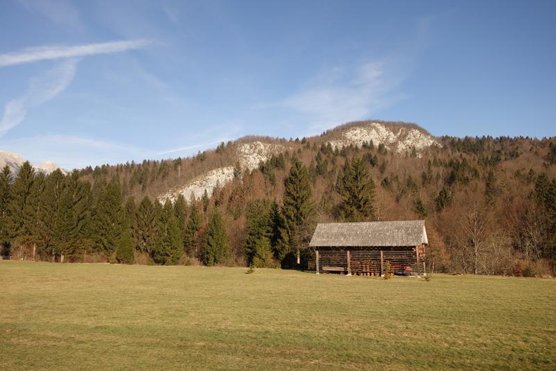 Mon voyage de Ljubljana à Bohinj en Slovénie