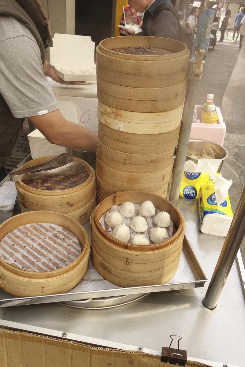 Voyage dans le quartier Ximen à Taipei Taïwan