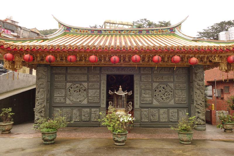 Mon voyage dans la ville de Jirufen à Taipei à Taïwan