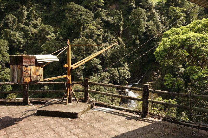 Mon voyage à Wulai à Taïwan