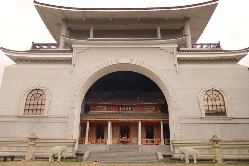 Mon voyage au Temple Paochueh à Taichung à Taïwan