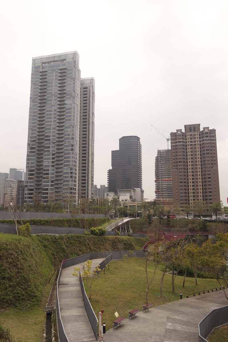 Mon voyage à Taichung à Taïwan Maple Garden